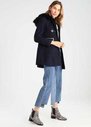 Пальто дафлкот miss selfridge4 фото