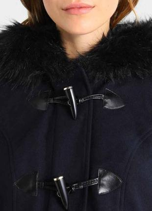 Пальто дафлкот miss selfridge10 фото
