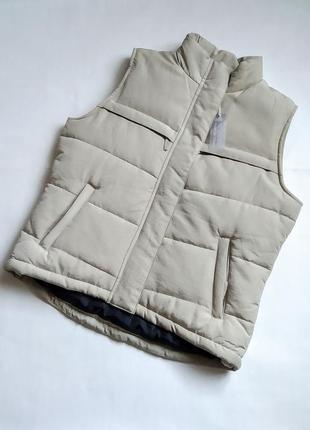 Куртка женская безрукавка демисезон жилет