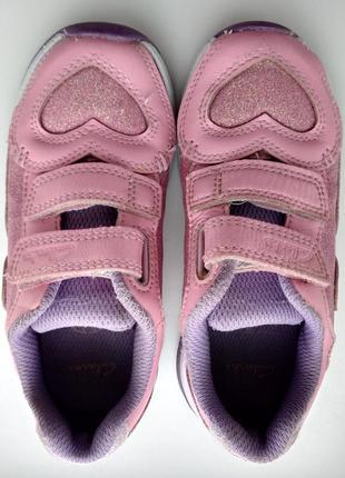 Clarks кроссовки