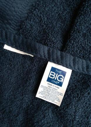 Махровое американское полотенце, 134*77см