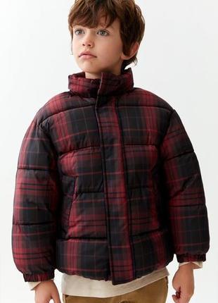 Демисезонная курточка на мальчик от популярного бренда zara