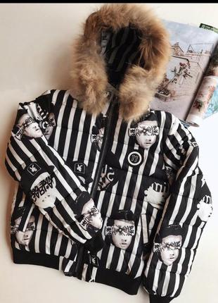 Курточка  -  бомбер