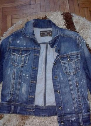 Stradivarius джинсова курточка