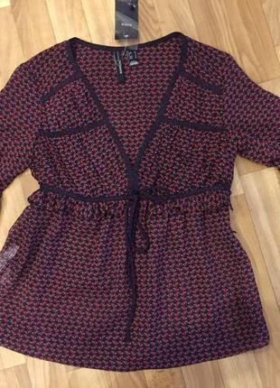 Блуза mango, размер с