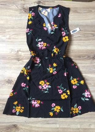 Платье с v вырезом old navy размер s