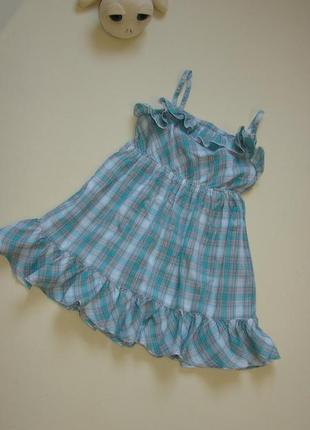 Милая блуза блузка туника george 9-11 лет
