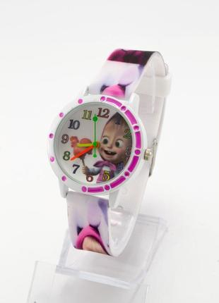 Детские часы маша