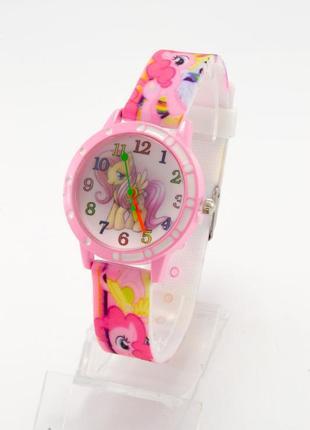 Часы детские пони