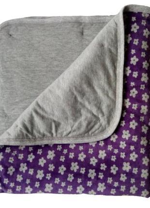 Одеяло детское 84 на 88 см