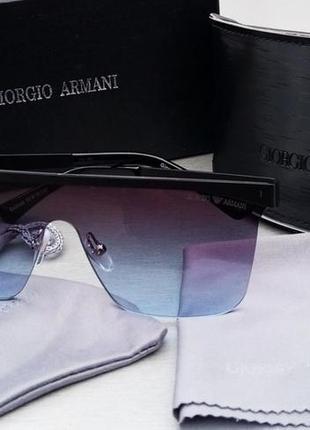 Giorgio armani очки унисекс солнцезащитные