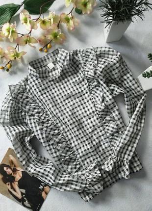 Трендовая блузка