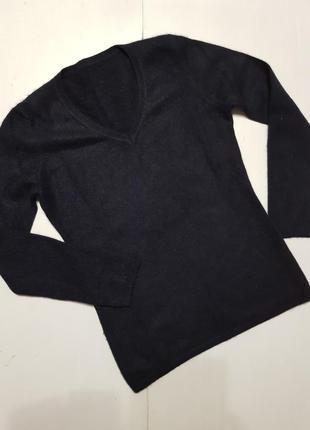 Кашемировый свитер размер 40