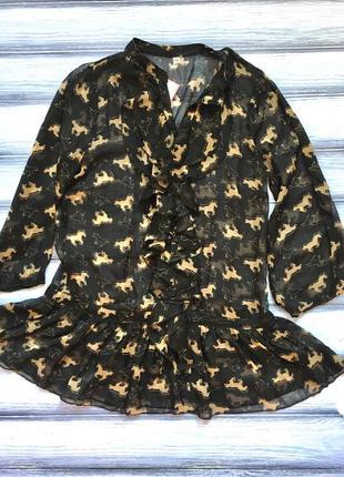 Стильна блуза р.s-m