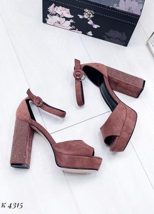 Очень нежная модель туфель 👠👠