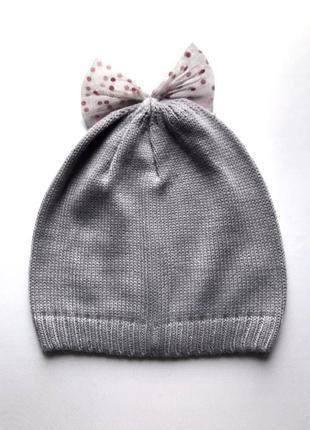 Детская шапка для девочки, демисезон, takko fashion, 8-15 лет