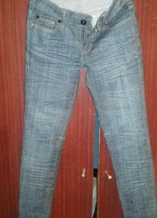 Штаны-джинсы