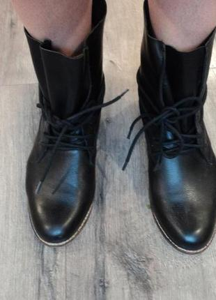 Шикарные ботинки pier one рр 38
