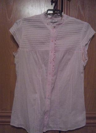 Блуза-рубашка oodji