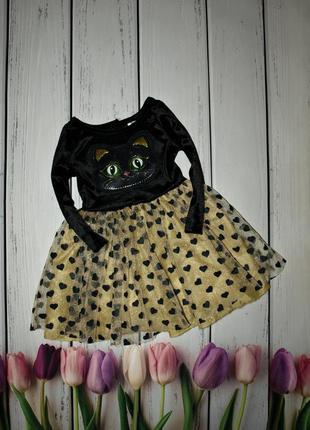 Платье котик
