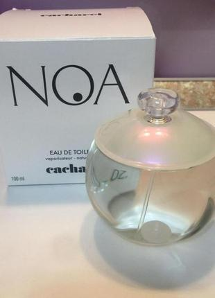 Noa cacharel: белая жемчужина-100мл2