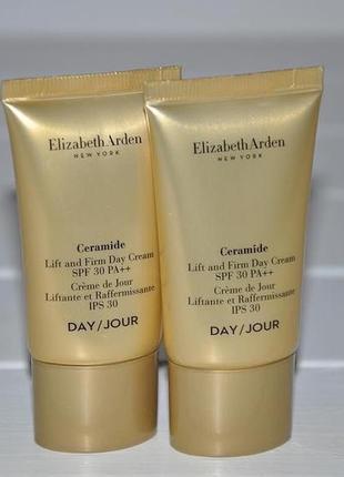 Укрепляющий подтягивающий дневной крем elizabeth arden ceramide lift and firm day cream