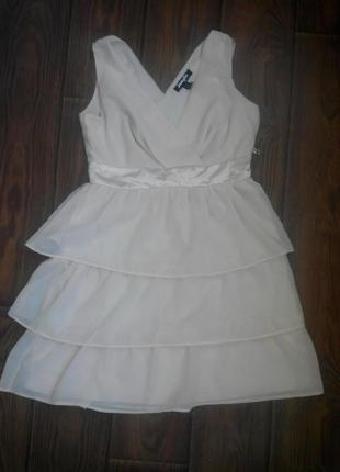 Нежное платье jennyfer
