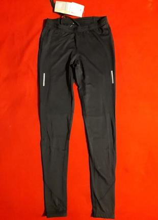 Функциональные мужские штаны, лосины для спорта бега crane германия