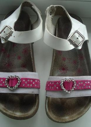 Италия! детские босоножки сандалии для девочки, р. 30 код c3032