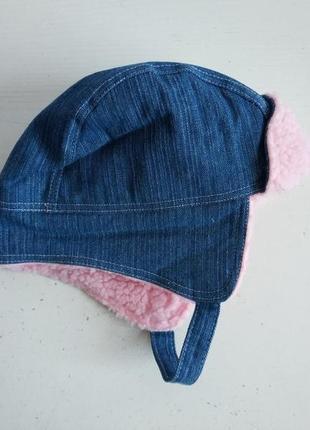 Распродажа!! шапка ушанка на девочку    бренда   faded glory    walmart
