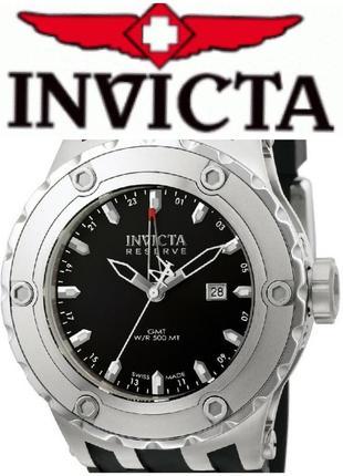 Швейцарские мужские часы invicta specialty reserve subaqua gmt