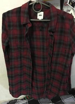 Оригинал vans рубашка