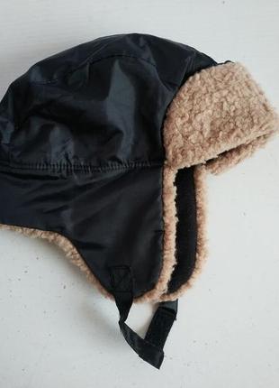 Распродажа!!! шапка ушанка на девочку    американского бренда   faded glory    walmart