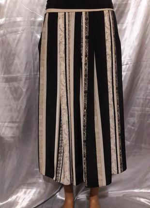 Обалденная шелковая юбка