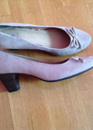 Нарядні красиві зручні туфли туфлі softwalk 37-38 розмір