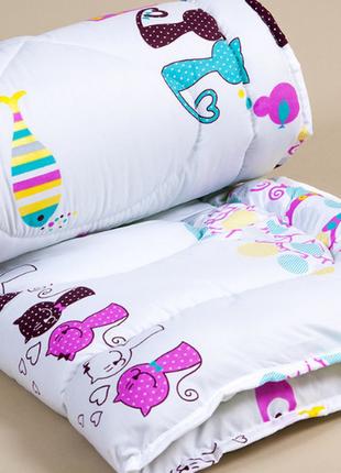 Детское одеяло kitty 110 х140 см