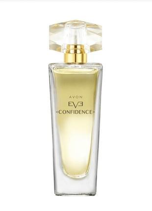 Eve confidence by avon & eva mendes , духи ив ева конфиденс 30мл