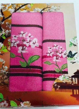 Подарочный набор полотенц