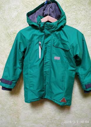 Демисезонная куртка  для мальчика h&m