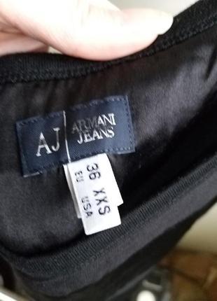 Майка  футболка  armani jeans6 фото
