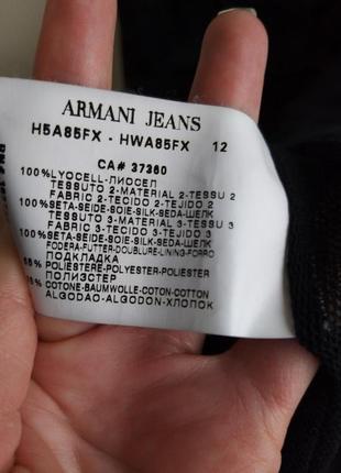 Майка  футболка  armani jeans7 фото