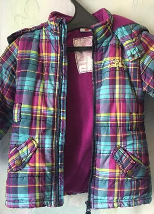 Topolino курточка размер 116