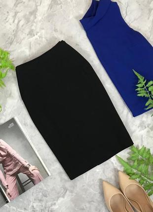 Базовая юбка с костюмной ткани  ki1909146  h&m