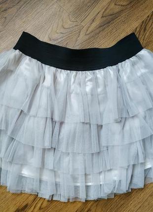 Очень красивая короткая юбка пачка