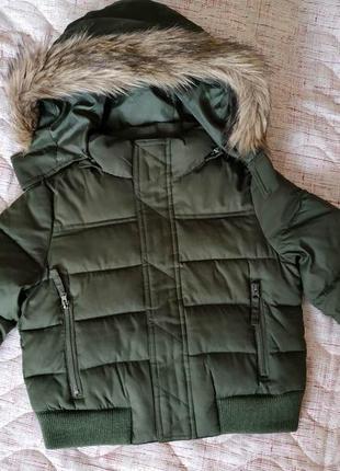 Демисезонная куртка, circo, сша. размер 4т
