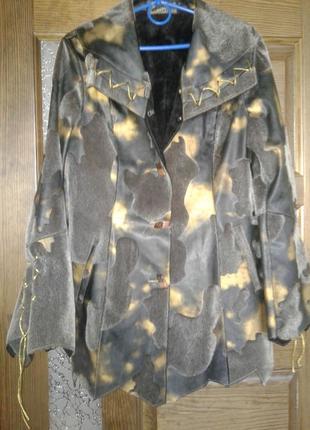 Курточка - плащ lihebo