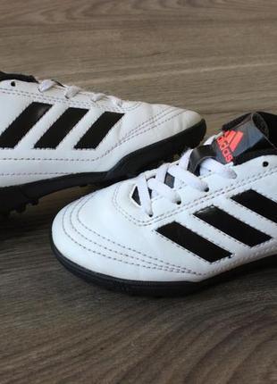 Сороконожки кроссовки adidas goletto vi aq4305 оригинал 28 размер