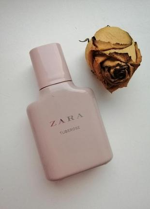 Духи zara tuberose original 30ml
