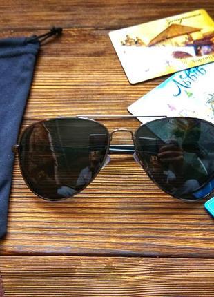 Мужские солнцезащитные очки, поляризованные классика