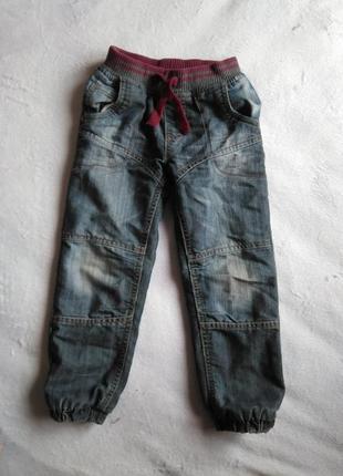 Джинсы, джинсы утепленные